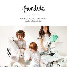 Bandide design for kids · Ropa de cama infantil de diseño. bedding for kids