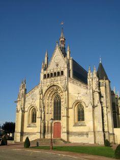 Chapelle du château de Thouars: visite de la loggia et de la chapelle basse - JEP : Journées Européennes du Patrimoine en Poitou-Charentes