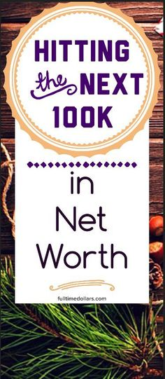 In early October, my household hit the next 100k increase in net worth. I count milestones in 100k increases. Find out what's included in the totals.   Financial milestone   Net worth increase   Financial tracking   100k  
