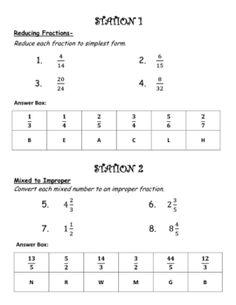 how to put a fraction into scientific notation
