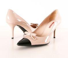 Prada Bow Heels.