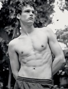 f4ecee63b1d Simon Nessman Models Casual Spring Fashions for Numéro Homme Chanel Resort