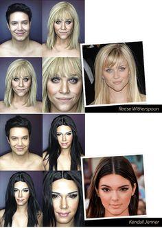 transformacao-paolo-ballesteros Paolo Ballesteros, Mtf Transformation, Beauty Tips, Beauty Hacks, Halloween Disfraces, Miley Cyrus, Beyonce, Badass, Wigs