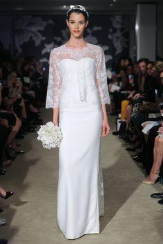 carolina gown, the bride, carolinaherrera