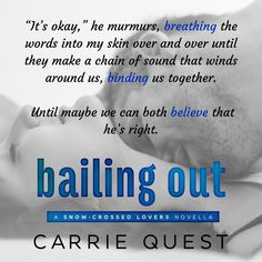 Sparks fly when a hot snowboarder and his ex are trapped in a basement in Sochi with only their chemistry to keep them warm. Bind Us Together, Bail Out, Its Okay, Teaser, Chemistry, Lovers, Reading, Words, Basement