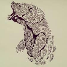 bear tattoo – Google Search  | followpics.co