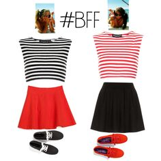 BFF Outfit for on the boat