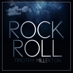 Rock n Roll album cover design. Click to customize.