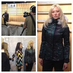 18de97bc4f The Ski Channel Interviewing NILS Director of Design  Leelee 2356 on the  2013 2014