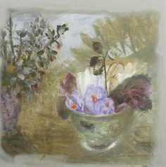 BBC - Your Paintings - A Deep Autumnal Tone - Winifred Nicholson