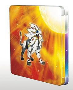 Pokemon Sun and Moon Steelbook Dual Pack - Nintendo 3DS (Amazon Exclusive)