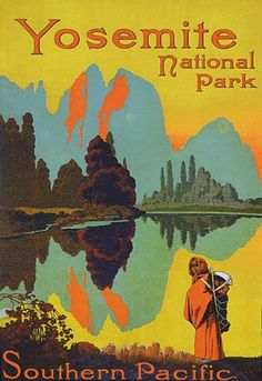 YOSEMITE NATIONAL PARK SOUTHERN PACIFIC UNITED STATES TRAVEL VINTAGE POSTER REPRO WONDERFULITEMS,http://www.amazon.com/dp/B001Y8SCNE/ref=cm_sw_r_pi_dp_o8eTsb1E38CWEWQF
