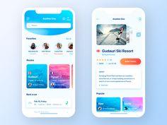 Travel App by Oleg Usachev