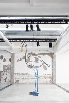 Marni installation at Salone del Mobile