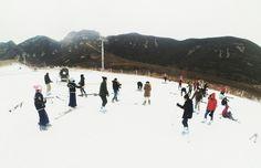freeze #badalingzhen #beijing