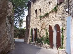 Goult in the Vaucluse region of Provence