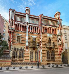 The father of Catalan Modernism, Antoni Gaudí, is finally getting his own museum in the newly renovated Casa Vicens Gaudí.