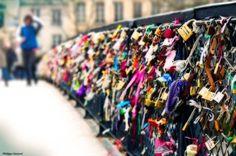 Lovers Bridge, Paris