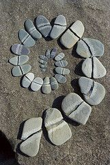 Uncomplicated: Stone spiral    #simplicity; #uncomplicated;  #stone spiral