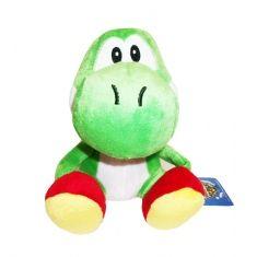Pelúcia Yoshi Médio - Verde (Super Mario Bros)   Loja Quarto Geek