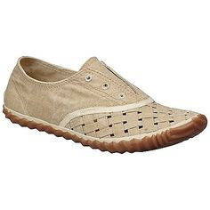Sorel Women's Picnic Weave Woven CVC Loafer on Sale