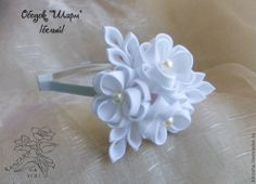 Kanzashi for you, Maria Romant