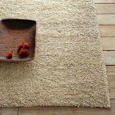 Cozy Textured Wool Rug | west elm
