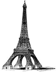 eiffel tower - paris (November 2007)