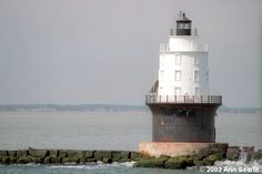 delaware lighthouses | Lighthouses of Delaware
