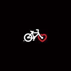 Cycling logos is another cool selection of themed logo designs, cooked up by The Logo Mix to inspire you and get your creative juices flowing. Logo Velo, Bike Logo, Cycling Tattoo, Cycling Art, Typography Logo, Logo Branding, Bike Tattoos, Bike Poster, Cycling Motivation