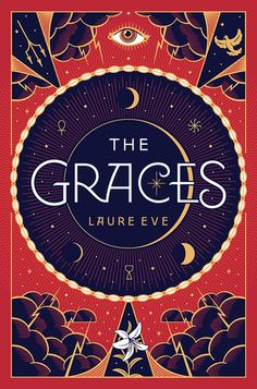 #CoverReveal: The Graces - Laure Eve