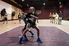 Team's Mission: Beat the Boys (and Maybe Make Them Cry) - NYTimes.com. Fifth-grade girls basketball team competes against boys' teams and win.