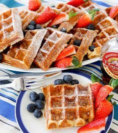 Fika, Churros, Waffles, Cheesecake, Brunch, Tart, Snacks, Breakfast, Desserts