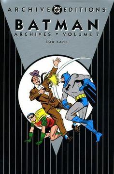 DC Archives Edition - BATMAN VOL. 7 HC - BOB KANE - SEALED