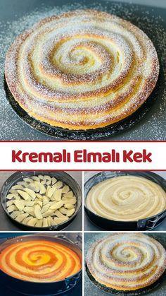 Pasta Cake, B Food, Food Words, Turkish Recipes, Food Presentation, Coffee Cake, Cupcake Cakes, Sweet Tooth, Food And Drink
