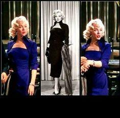 Style Marilyn Monroe, Marilyn Monroe Movies, Marilyn Monroe Photos, Marylin Monroe, Marilyn Monroe Clothes, Marilyn Monroe Birthday, Glamour Hollywoodien, Old Hollywood Glamour, Hollywood Style