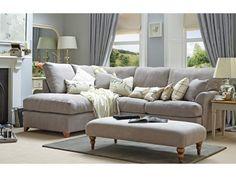 The Alderton Left Corner Sofa | Willow & Hall. Drooling.