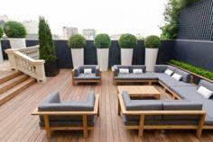 28 meilleures images du tableau Terrasse contemporaine   Backyard ...