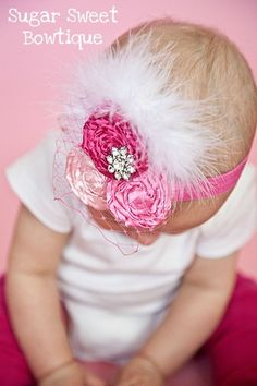 Bella Sweet Couture Headband