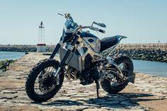 XSR900 Sturdust by OMTgarage