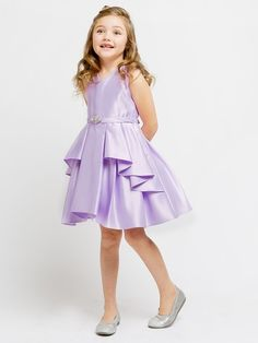 421aa280d5a0e 41 Best Purple Flower Girl Dresses images | Girls dresses, Purple ...