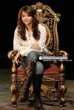 Queen of Bollywood on her throne, actress, Aishwarya Rai