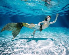 Meet Mermaid Avalon from California! She is our orange county mermaid who makes dreams come true. Read about her experience in the mermaid business! Mermaid Pose, Mermaid Art, Shark Mermaid, Real Mermaids, Mermaids And Mermen, Mermaid Tails For Sale, Mermaid Makeup, Fairy Makeup, Makeup Art