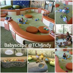 The Children's Museum of Indianapolis Brand New Playscape and babyscape!