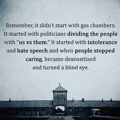 International Holocaust Remembrance Day - 2019 - Never Forget Remembrance Day, Compassion Quotes, Equality And Diversity, Blind Eyes, Important Quotes, Stop Caring, Washington County