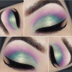 Côncavo arco-íris de unicórnios 🦄🌈