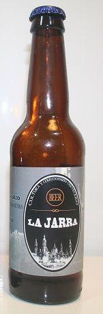 La Jarra Beer País: España Zona: Aragón Empresa: Lupulus Cervezas Artesanas Tipo de elaboración: Artesanal 5.2º
