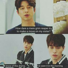Goblin :The Lonely and Great God Episode 11Goblin and Grim Reaper
