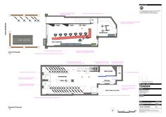 Plan section created with Skalp for SketchUp  Project by Jason Wolfe-Daimpré