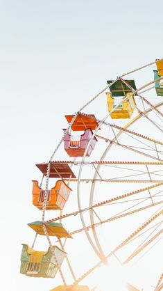 25 summer fun fair wallpapers to style phone this summer - pastel big wheel iphone wallpaper Bedroom Wall Collage, Photo Wall Collage, Picture Wall, Collage Walls, Aesthetic Backgrounds, Aesthetic Iphone Wallpaper, Aesthetic Wallpapers, Beach Aesthetic, Summer Aesthetic